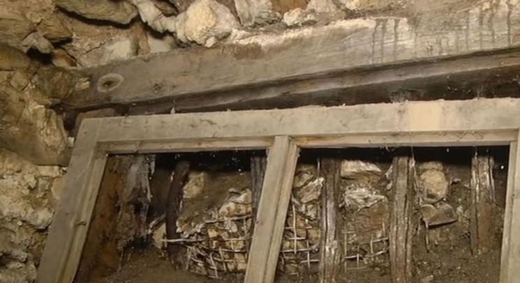 У селі на Вінниччині виявили давні катак…