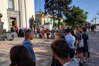 Журналистов Depo.ua не пустили в Верховн…