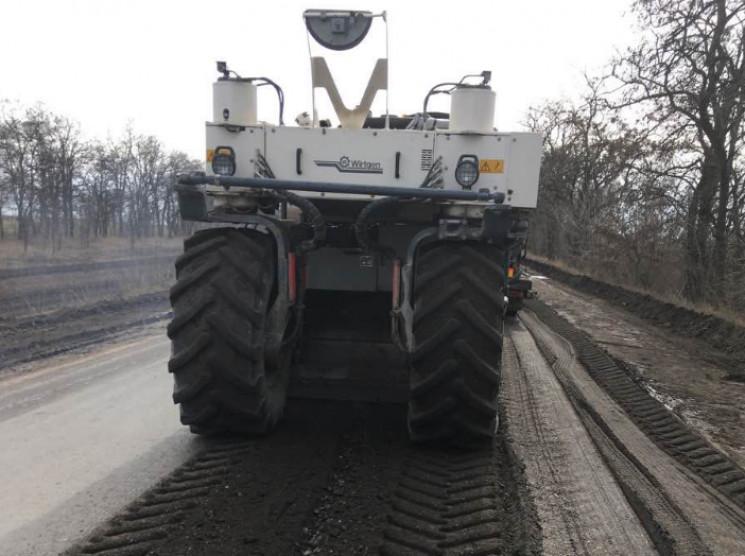 На Кропивниччині відновили ремонт дороги…