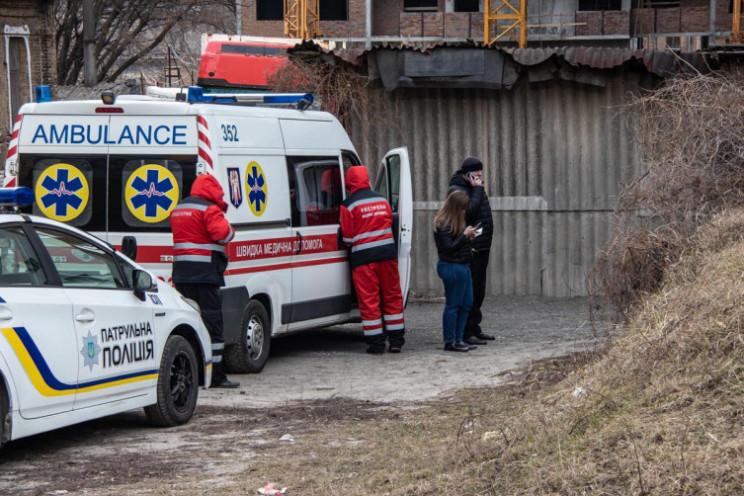 Загибель працівника АП у Києві: У чолові…