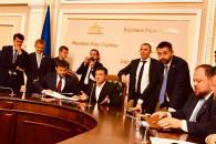 Зеленський вчить депутатів, як поводитис…