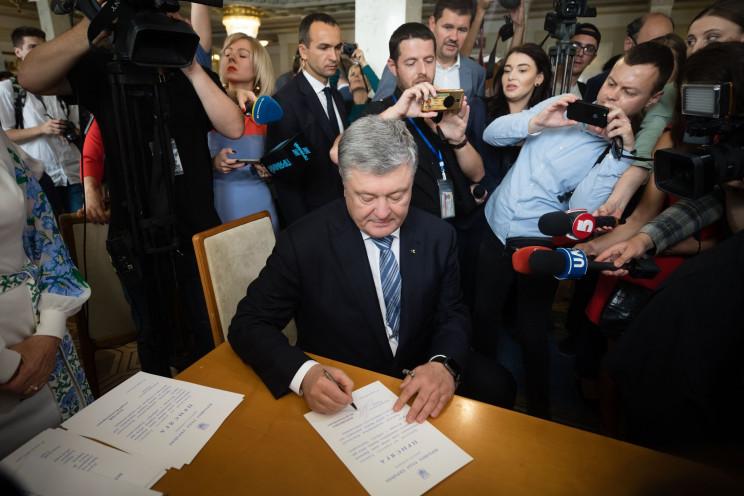 """""""Путч"""" Порошенка і """"плече"""" Тимошенко: Як…"""