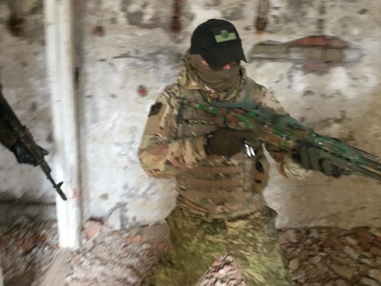 Чему учатся хмельницкие спецназовцы на A…