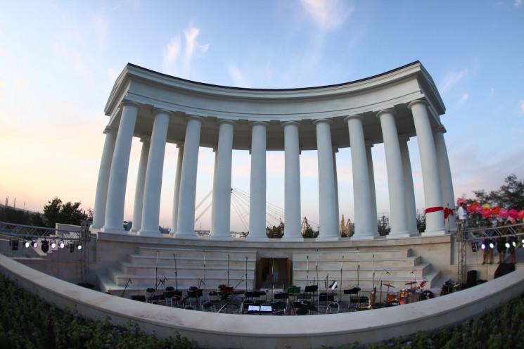 В Одесі після реставрації урочисто відкр…