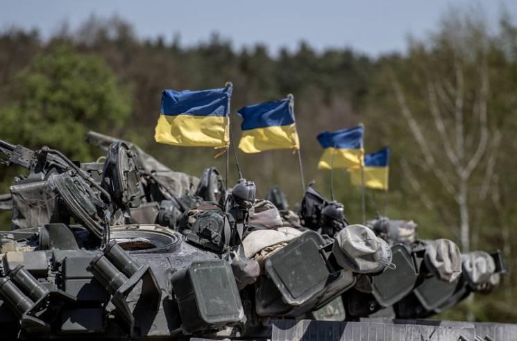 """Українська піхота """"відкинула"""" бойовиків…"""