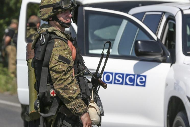 Скандал з ОБСЄ в Станиці: Спостерігач мо…