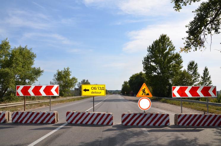 Обвал мосту в Харкові: Дорожники зміцнюю…