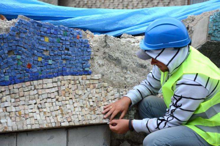 У Львові відновлюють знищену забудовнико…