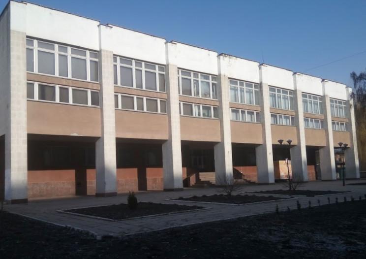 В Кропивницком прекратил работу областно…