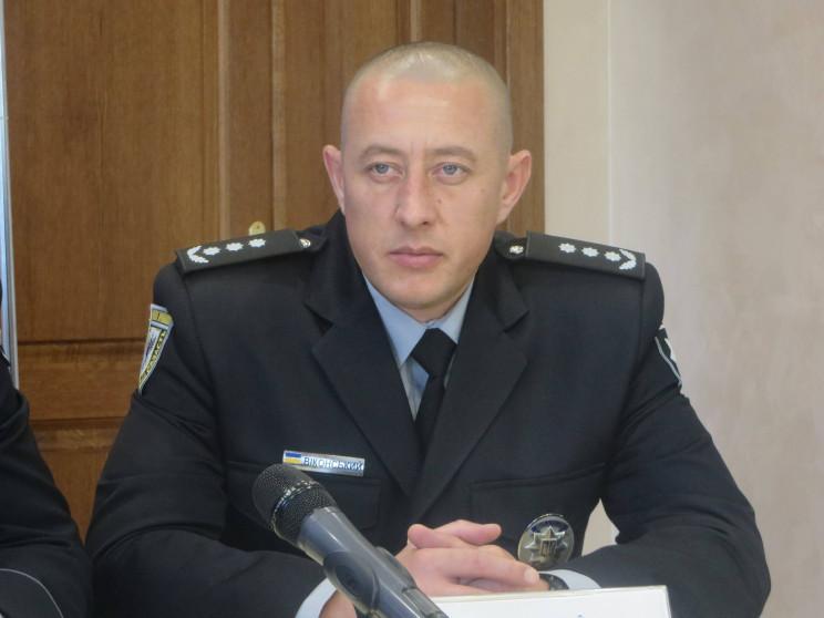 """Поліцію на Львівщині очолив колишній """"бе…"""