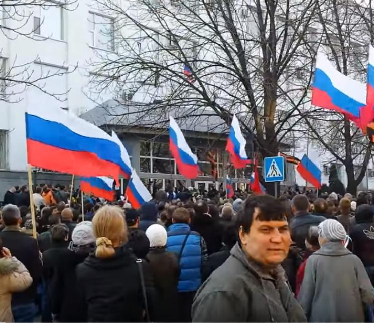 Хроніки окупації Донбасу: Як 5 років том…