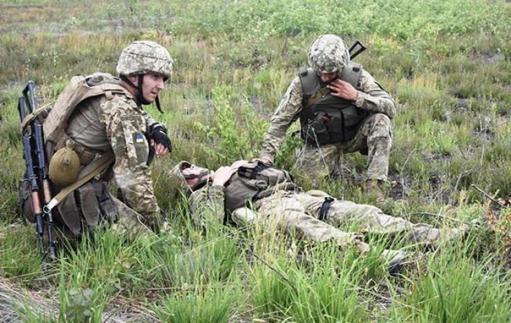 Бойовики вбили українського військового…