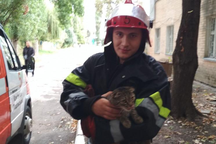 Не пожежами єдиними: У Кам'янці рятуваль…