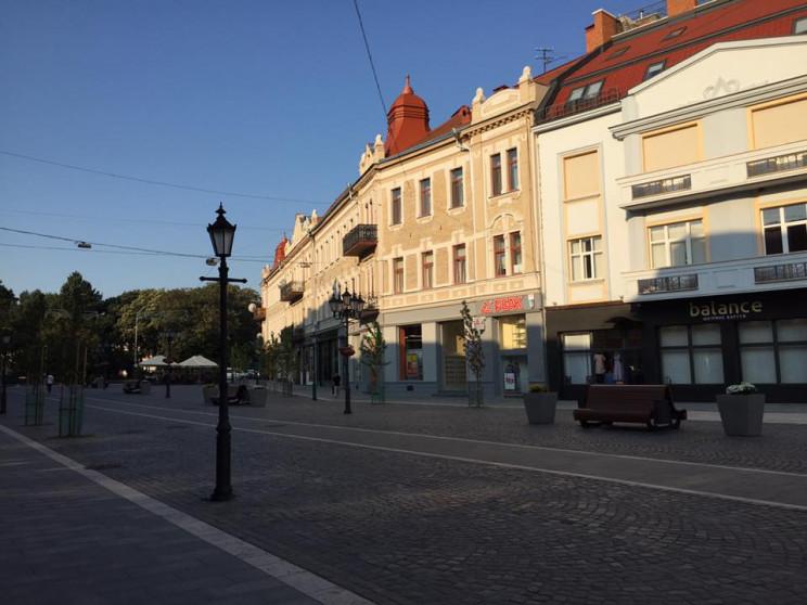 Фестивалимо: Центр Ужгорода перекрили…
