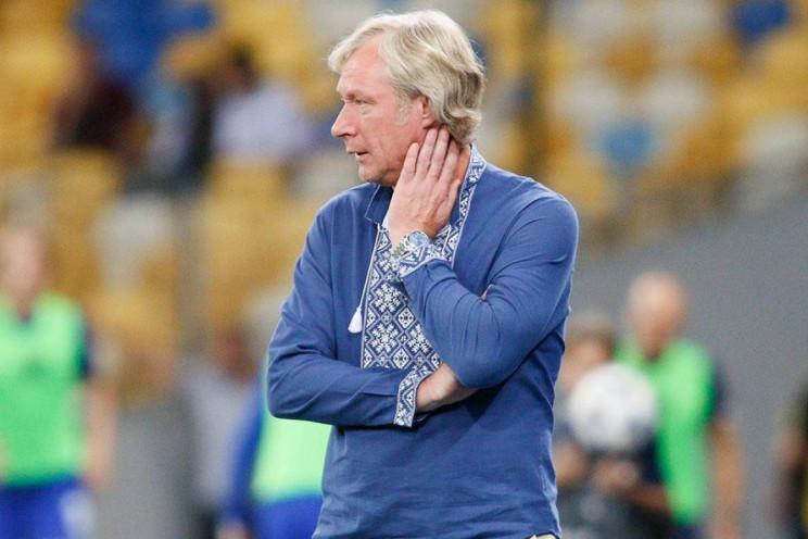 "Михайличенко удивил заявкой ""Динамо"" на…"