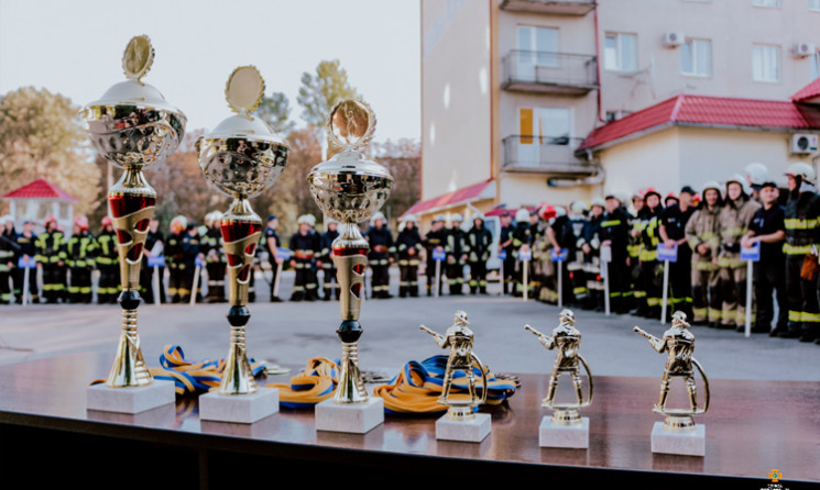 Чемпіонат в форматі Firefighter Combat C…
