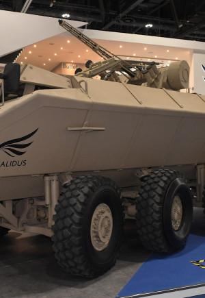 Крута тачка: Що за бронетранспортер Al-W…