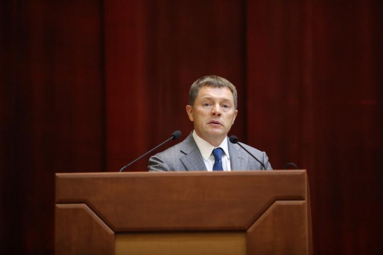 Представлен новый председатель Запорожск…