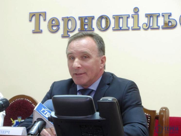Рябошапка звільнив обласного прокурора Т…