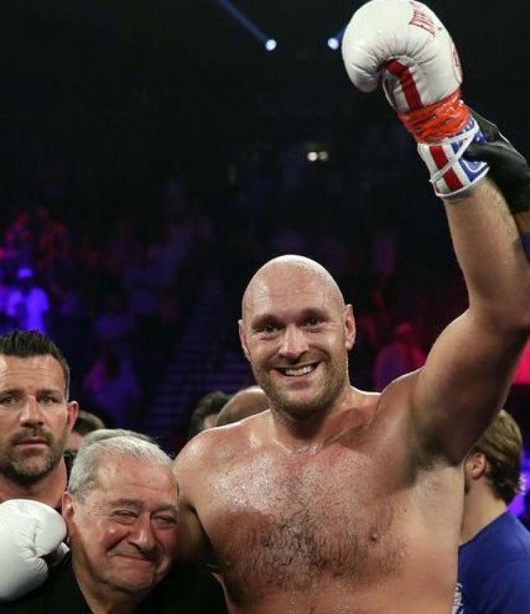 Нашелся известный боксер, который хочет…