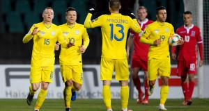 Збірна України перемогла Литву у Вільнюс…