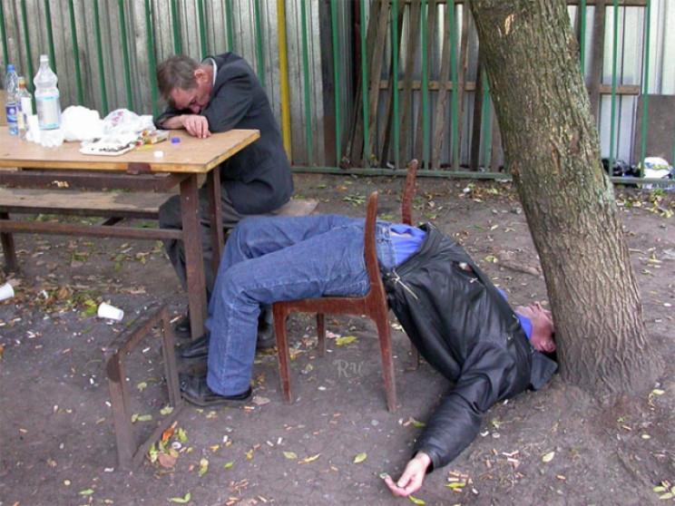 У Львові чоловік вкрав горілку і одразу…