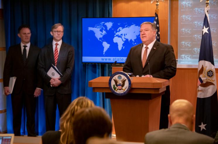 Держдеп США закликав Путіна негайно звіл…