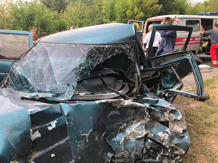 У Тернополі в ДТП загинув юнак, а жінка…