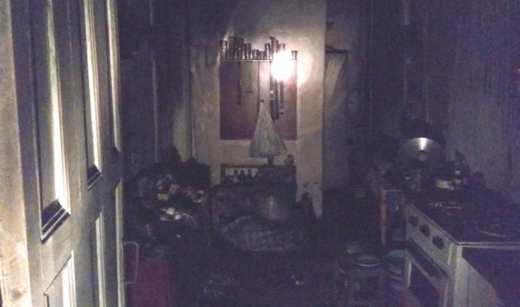 У нічній пожежі на Херсонщині постраждав…