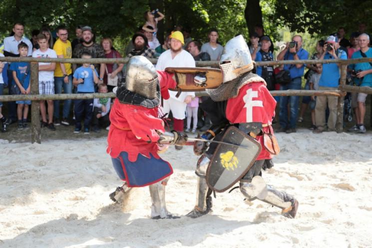 У Галичі відбувся фестиваль історичної р…