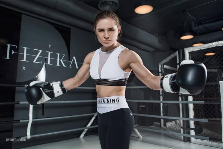 Багаторазова чемпіонка з боксу могла пер…