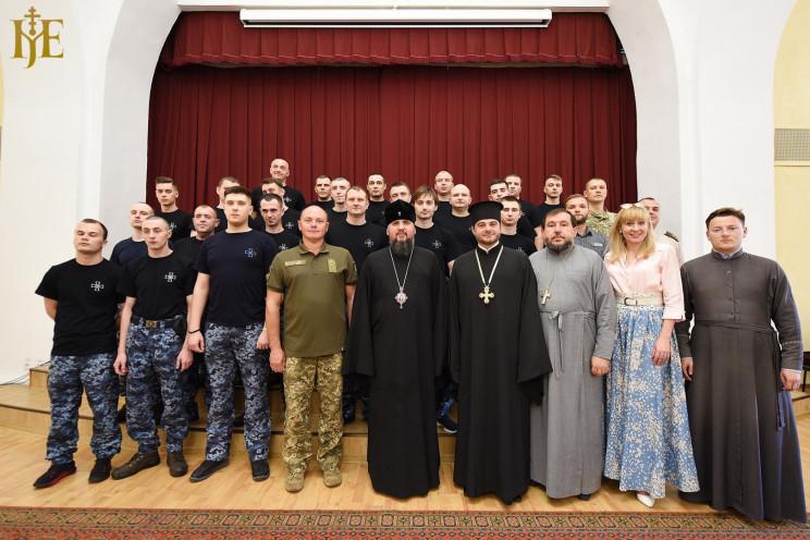 Звільнені українські моряки зустрілися з…