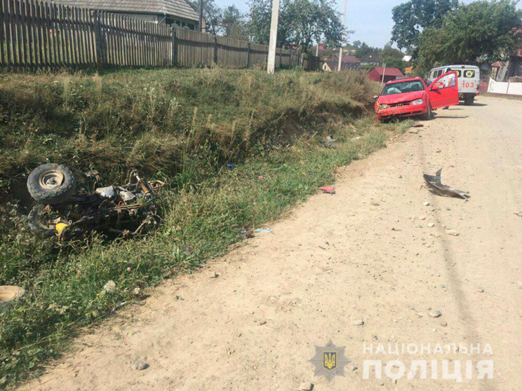 Аварія на Буковині: Загинув 8-річний кер…
