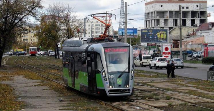 У Харкові трамваї №8 і 27 змінять маршру…