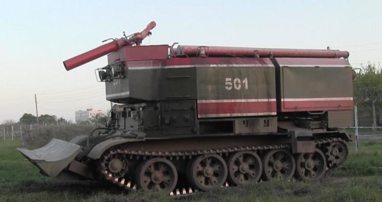 На Харківщині до гасіння пожежі на поліг…