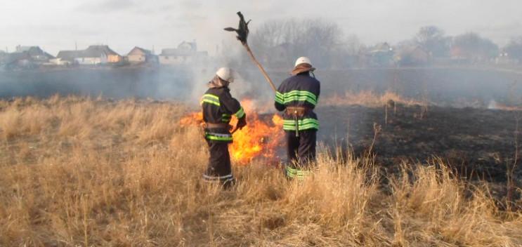 У Тернополі зберігається пожежонебезпечн…