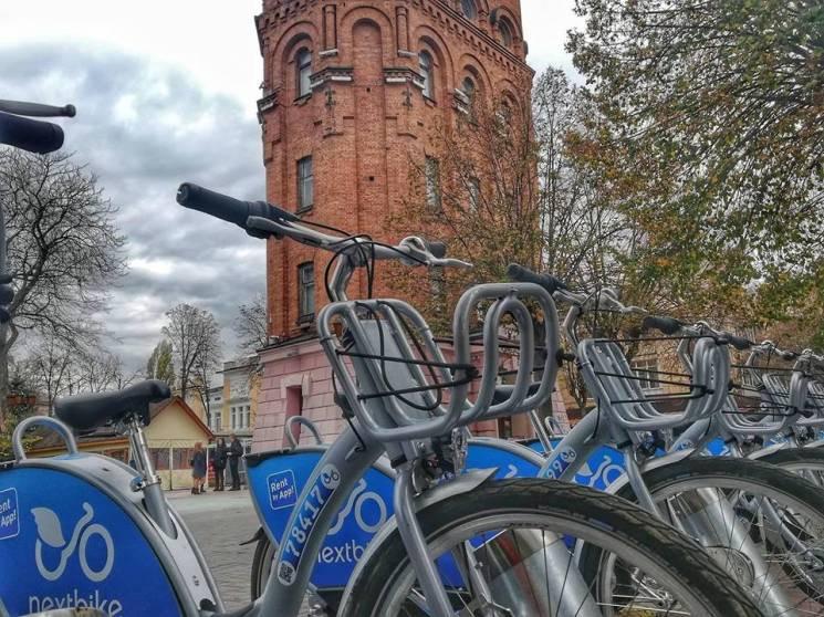 У Вінниці зі станцій муніципального вело…