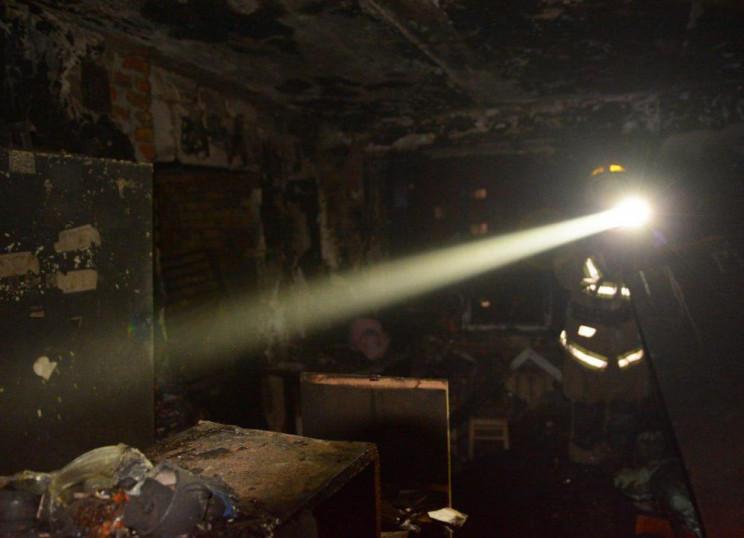 У гуртожитку на Котовського згоріли дві…