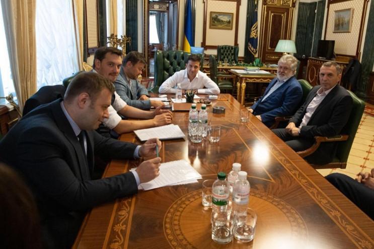 Кличко, Філатов та енергетика: Про що Ко…