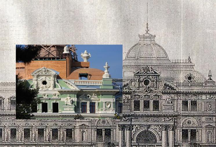 Реставрація будинку Русова: Експерти нез…