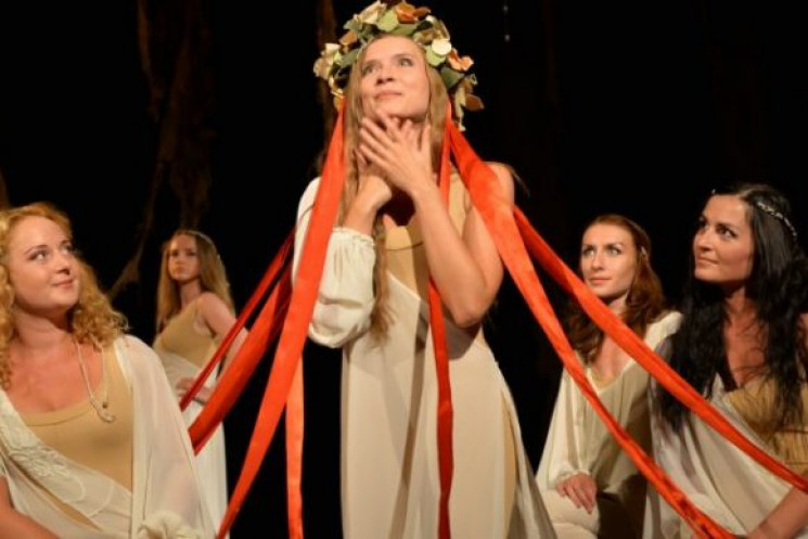 У Коломиї відкрили театральний фестиваль…