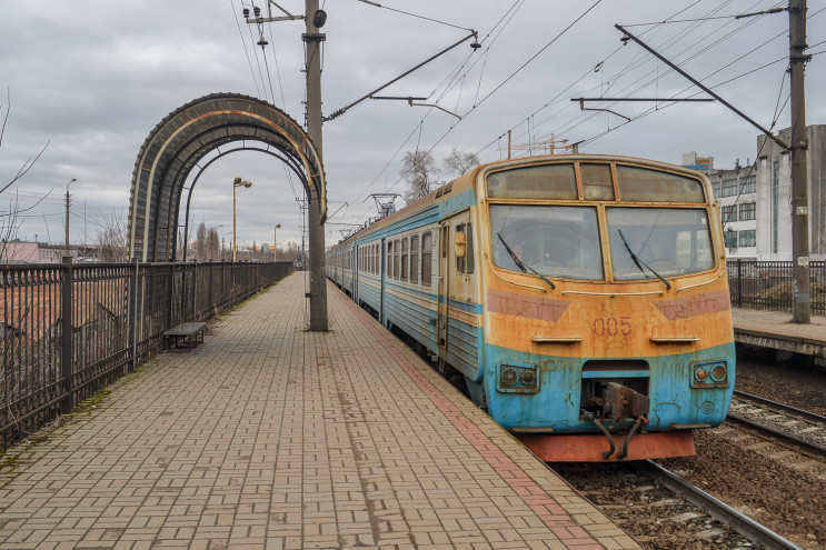 """У Києві продовжують курсувати """"індійські…"""