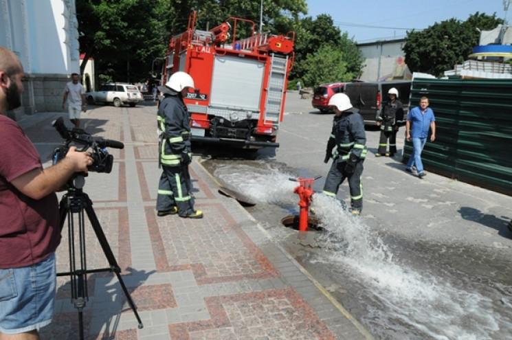 У Кропивницькому відремонтують 70 пожежн…
