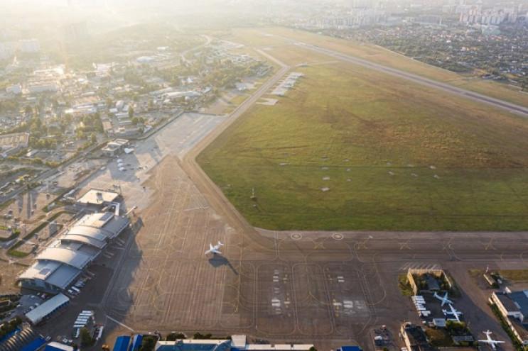 """Летовище на релаксі: У четвер аеропорт """"…"""