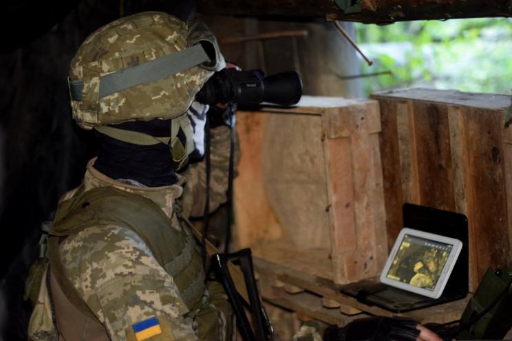 На Донбасі бойовики обстріляли сили ООС…