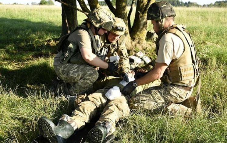Під час бою на Донбасі загинули два воїн…