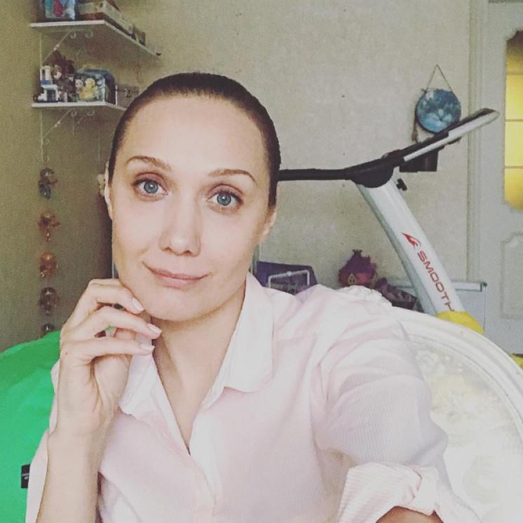Известная украинская певица впервые заго…