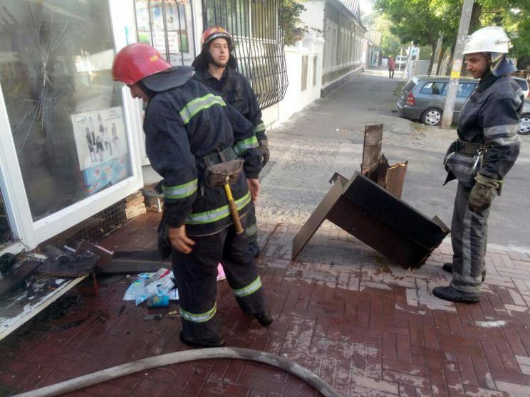 Ізмаїл: Рятувальники ліквідували загоран…