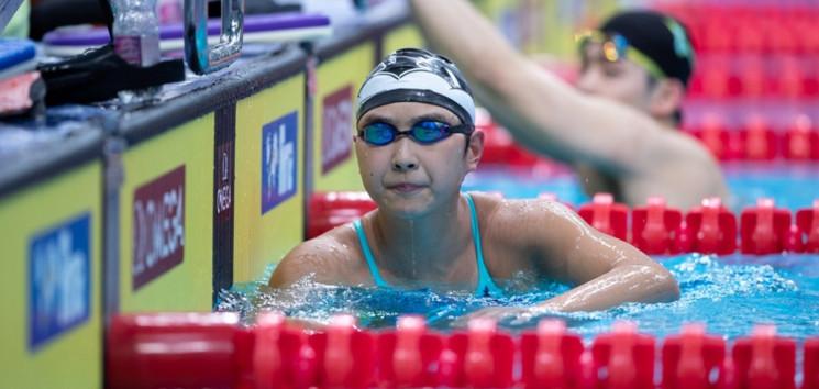 12-річна плавчиня стала чемпіонкою і теп…
