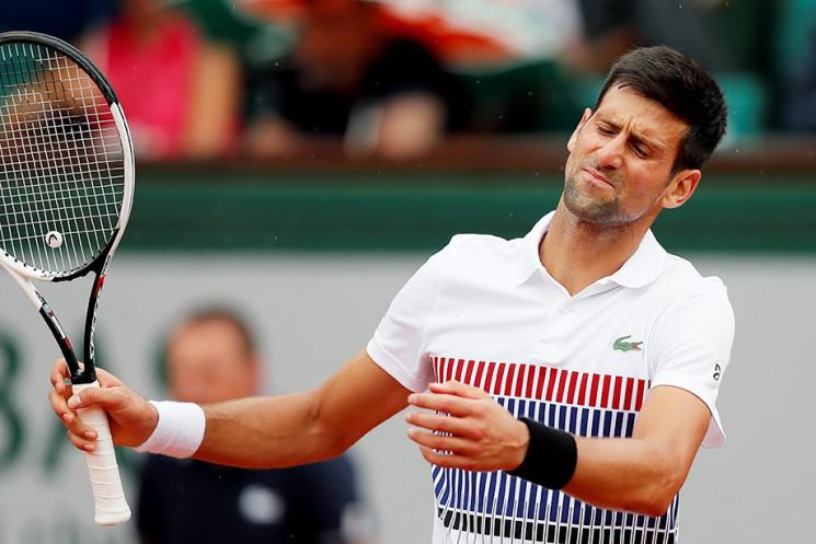 Лучшему теннисисту мира могут сенсационн…